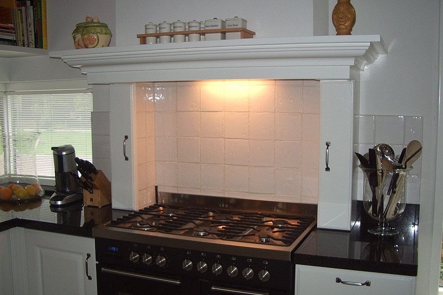 Keuken schouw landelijk gehoor geven aan uw huis - Versier een kleine woonkamer ...