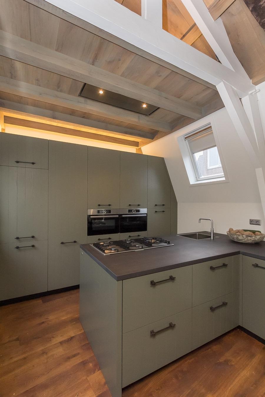 Ontworpen slaapkamers met behang - Interieur gevelbekleding houten ...